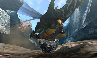 Mroźne screeny z Monster Hunter 4 #11