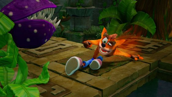 Crash atakuje w Crash Bandicoot 2 z Crash Bandicoot N-Sane Trilogy