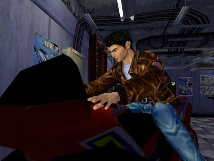 Shenmue 1 & 2 HD Collection. Pierwsze screeny 1080p z PS4 #5