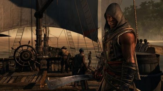 Nowa galeria z pierwszego dodatku do Assassin's Creed IV: Black Flag #3