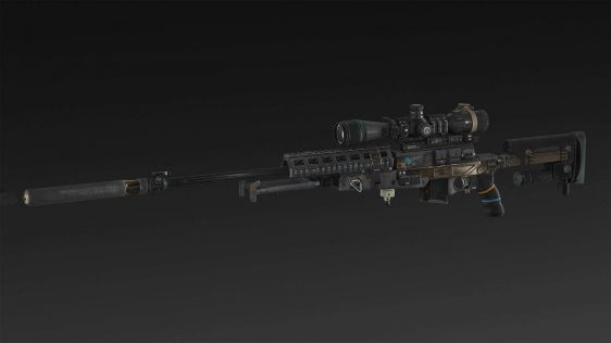 Sniper: Ghost Warrior 3 - BMT 03   Bipod   Scope NATO 8x, 14x, 20x, 26x   Silencer   Extended Mag