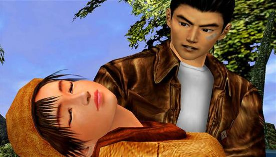 Shenmue 1 & 2 HD Collection. Pierwsze screeny 1080p z PS4 #7
