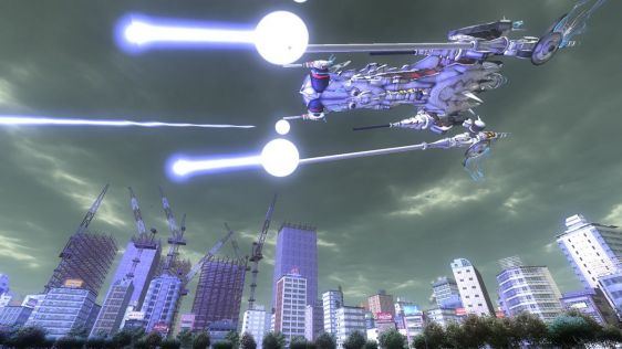 Sporych rozmiarów galeria z Earth Defense Force 4.1: The Shadow of New Despair #39