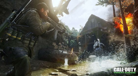 Call of Duty: Modern Warfare Remastered. Data premiery i zwiastun kolejnych map!