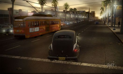 Ostre sceny w L.A. Noire #9