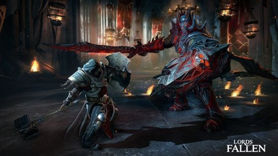 Gamescom 2013: Lords of the Fallen z debiutanckim zwiastunem #2