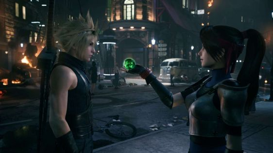 Final Fantasy VII Remake Screeny 13