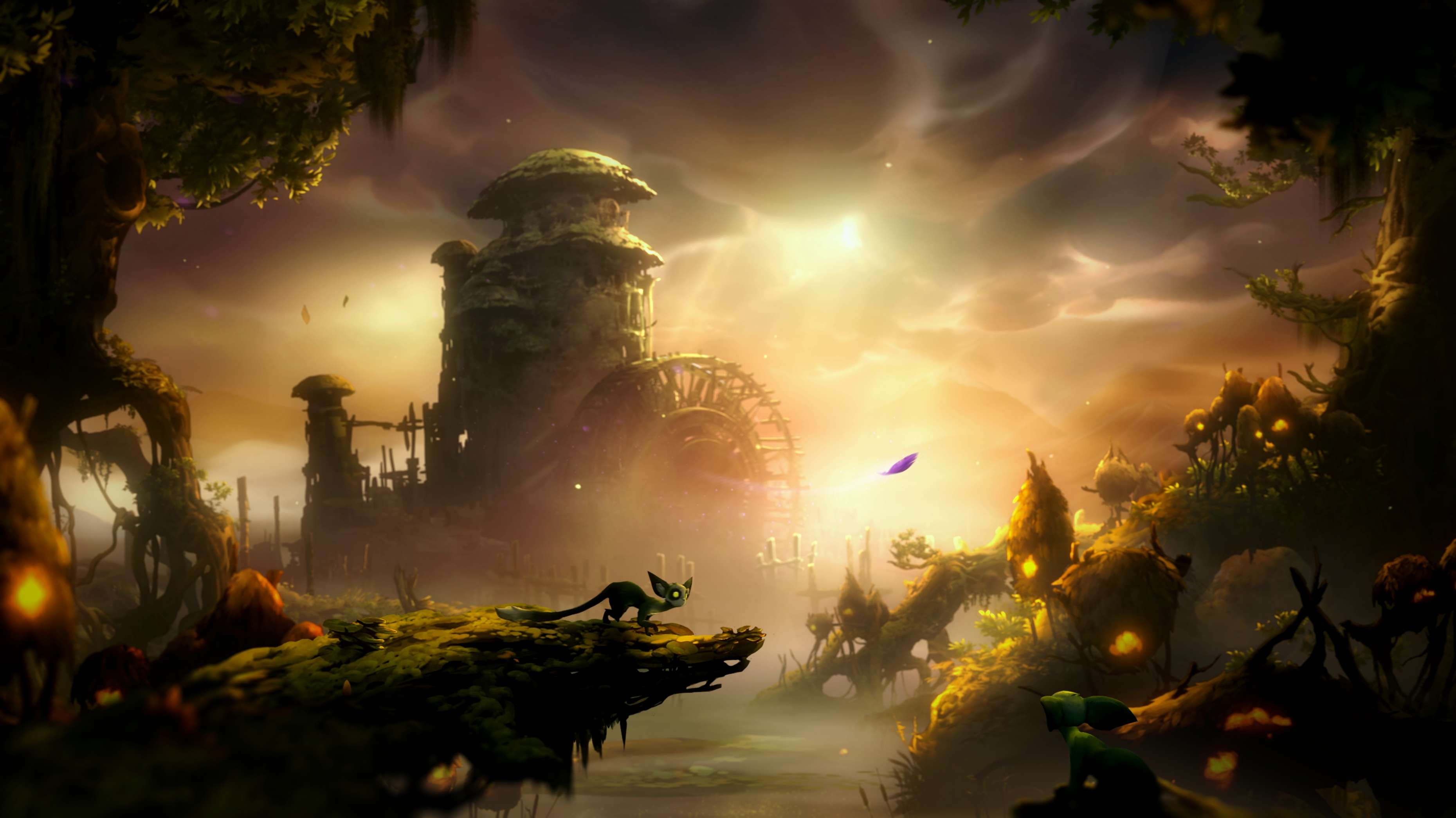 Ori and the Will of the Wisps olśniewa na E3. Zwiastun i data premiery #4