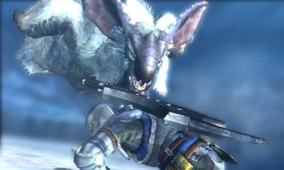 Mroźne screeny z Monster Hunter 4 #18