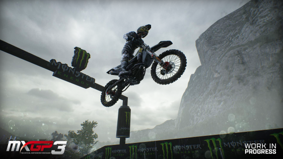 MXGP3: The Official Motocross Videogame wkrótce trafi na PS4 #1