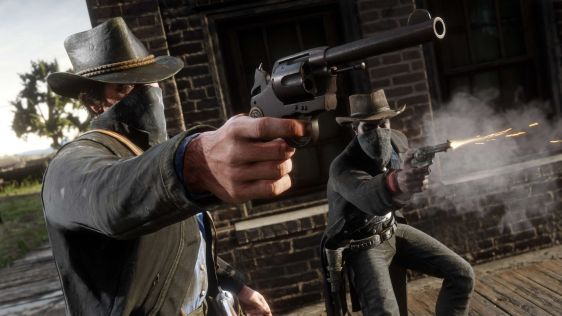 Red Dead Redemption 2 na PC 5