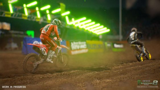 Monster Energy Supercross - The Official Videogame 2 zapowiedziane