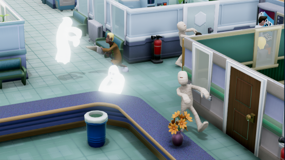 Two Point Hospital to duchowy spadkobierca Theme Hospital. Nad grą czuwa SEGA #1