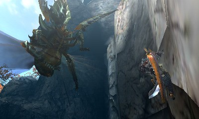 Mroźne screeny z Monster Hunter 4 #13