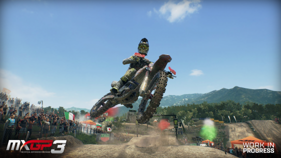 MXGP3: The Official Motocross Videogame wkrótce trafi na PS4 #3