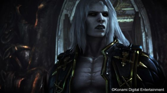 Alucard - legendarny wampir trafi do Castlevania: Lords of Shadow 2