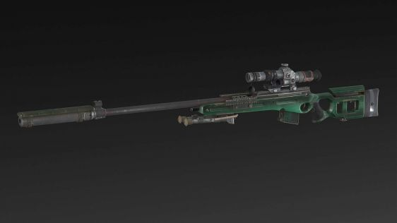 Sniper: Ghost Warrior 3 - Stronskiy 98   Bipod   Silencer   Extended Mag   Scope RUS 10x