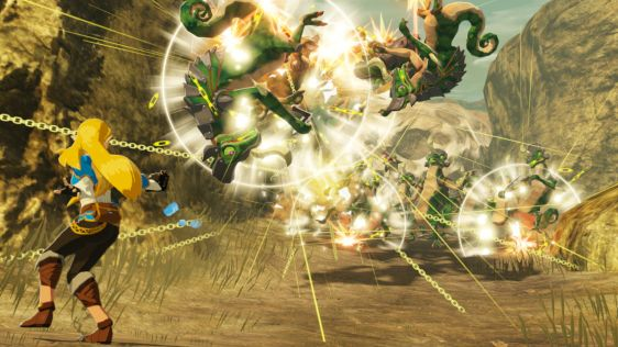 Hyrule Warriors: Age of Calamity #13