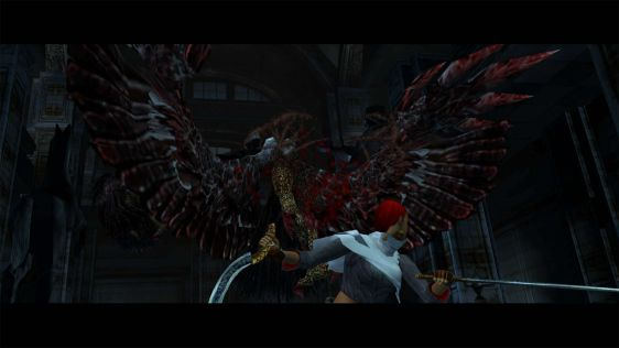 Devil May Cry HD Collection przypomina o sobie zrzutami w 1080p #3