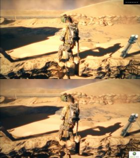 Demo Spec Ops: The Line. PS3 vs. X360. Fight! #8