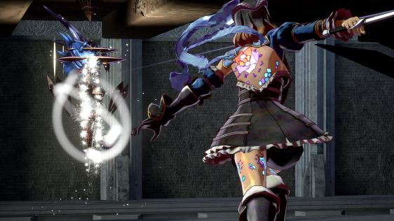 Bloodstained: Ritual of the Night na nowych nagraniach i galerii #4