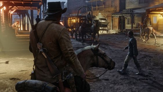 Red Dead Redemption 2 opóźnione! #2