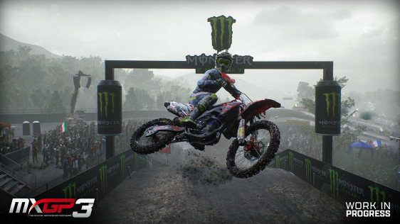 MXGP3: The Official Motocross Videogame wkrótce trafi na PS4 #2