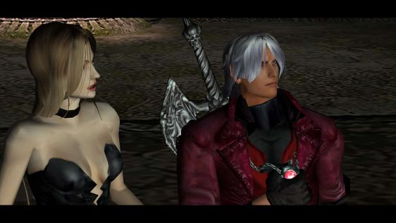 Devil May Cry HD Collection - kilka nowych zrzutów #1