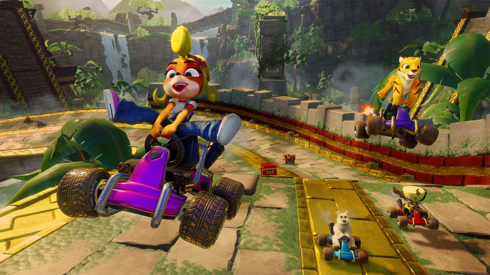 Crash Team Racing Nitro Fueled oficjalnie! Zwiastun i data premiery! #1