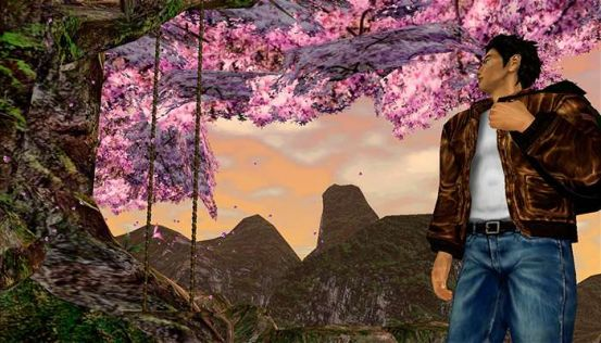 Shenmue 1 & 2 HD Collection. Pierwsze screeny 1080p z PS4 #8
