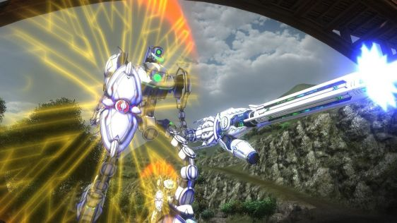 Sporych rozmiarów galeria z Earth Defense Force 4.1: The Shadow of New Despair #13