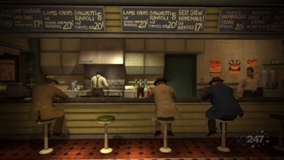 Ostre sceny w L.A. Noire #5