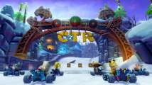 Crash Team Racing Nitro Fueled oficjalnie! Zwiastun i data premiery! #2