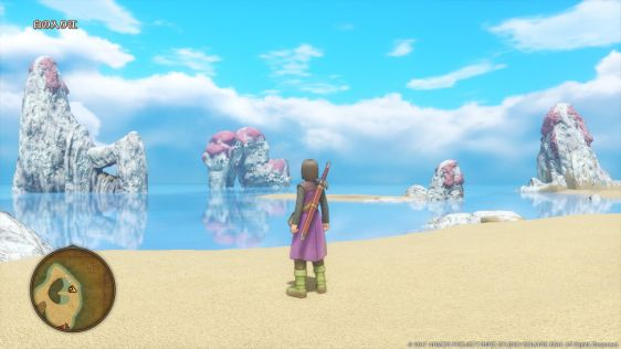 Dragon Quest XI na nowych screenach #8