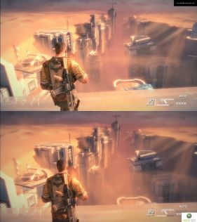 Demo Spec Ops: The Line. PS3 vs. X360. Fight! #3
