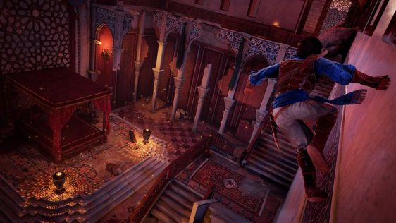 Prince of Persia: The Sands of Time Remake #2