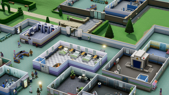 Two Point Hospital to duchowy spadkobierca Theme Hospital. Nad grą czuwa SEGA #2