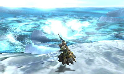 Mroźne screeny z Monster Hunter 4 #4