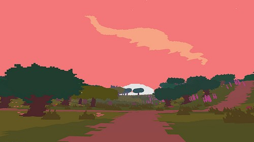 Proteus trafi na PlayStation 3 i PS Vita #3