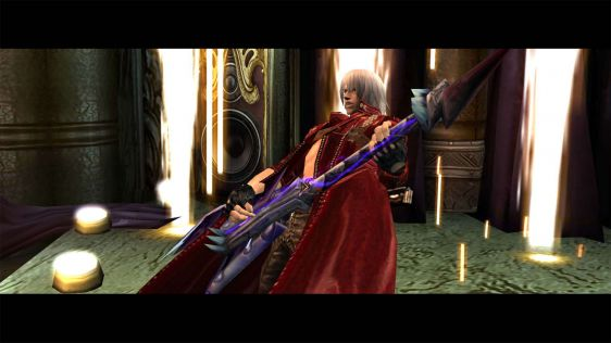 Devil May Cry HD Collection przypomina o sobie zrzutami w 1080p #13