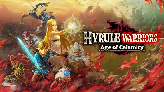 Hyrule Warriors: Age of Calamity #25