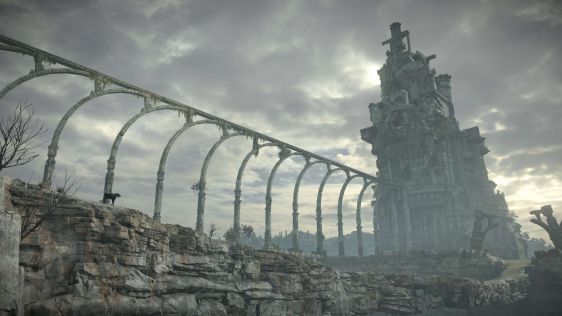 Shadow of the Colossus przybywa na PS4! #3
