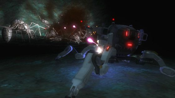 Sporych rozmiarów galeria z Earth Defense Force 4.1: The Shadow of Despair #2