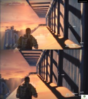 Demo Spec Ops: The Line. PS3 vs. X360. Fight! #4