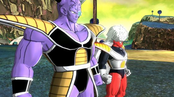 Tłusta galeria z Dragon Ball Z Battle of Z #3