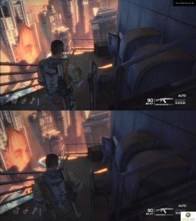 Demo Spec Ops: The Line. PS3 vs. X360. Fight! #7