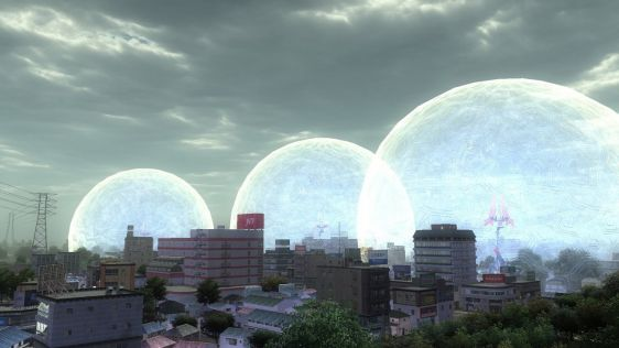 Sporych rozmiarów galeria z Earth Defense Force 4.1: The Shadow of New Despair #48