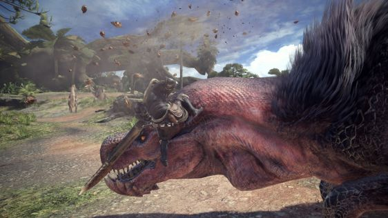 Monster Hunter World trafi na PlayStation 4 #4