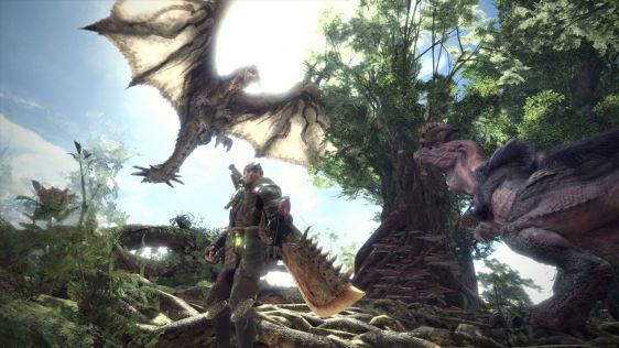 Monster Hunter World trafi na PlayStation 4 #6