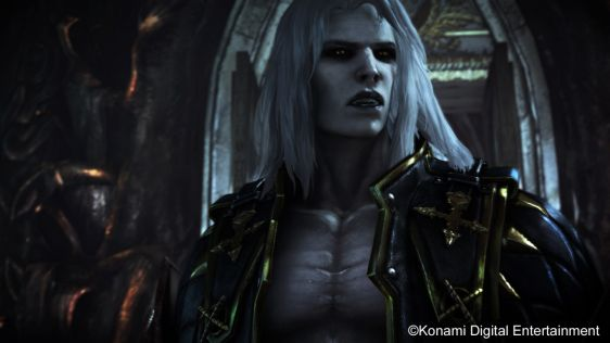 W DLC do Castlevania: Lords of Shadow 2 jednak zagramy Alucardem